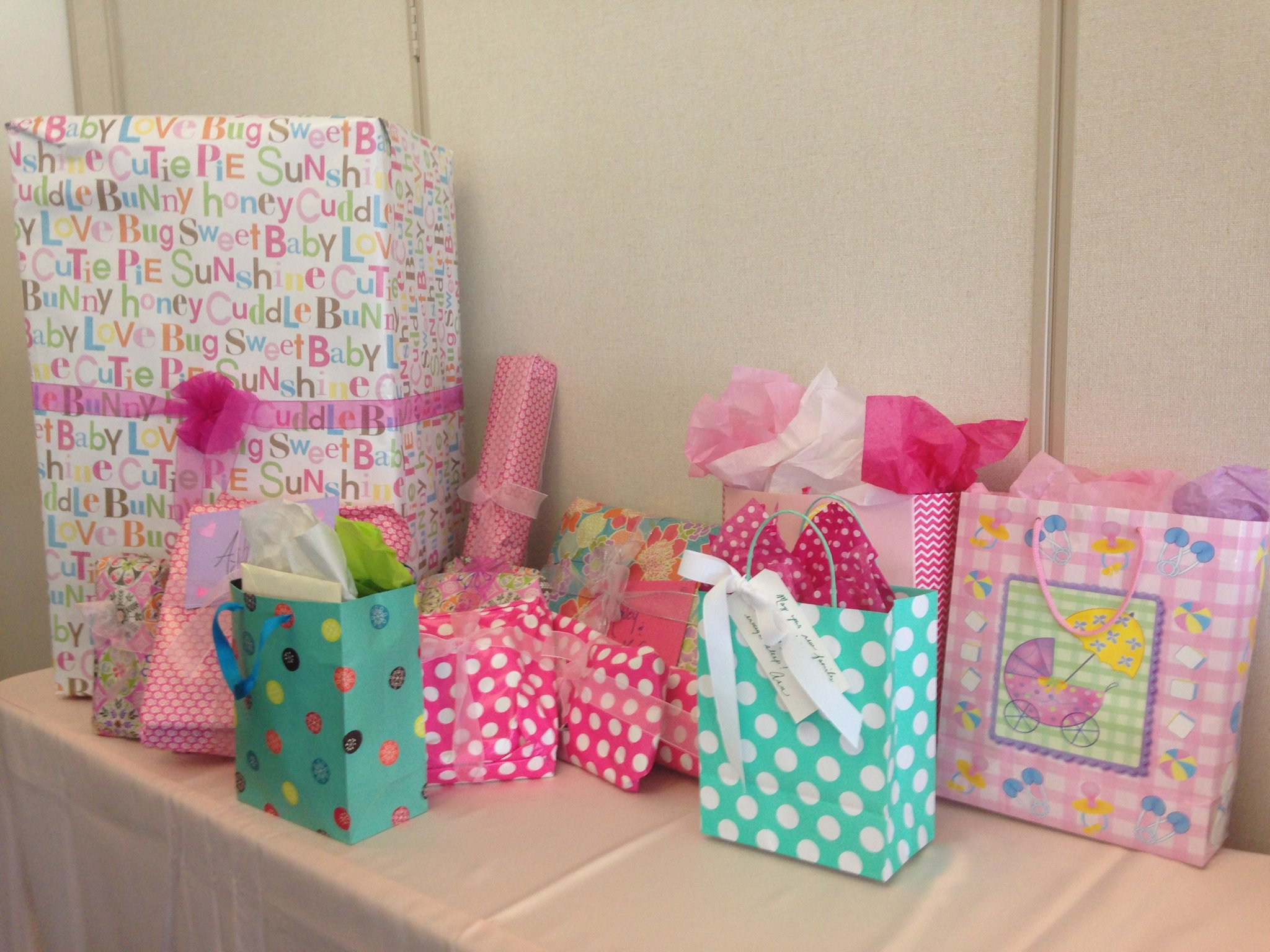 Baby Shower Ideas for Twins!