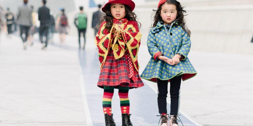 Celebrity Kids' Style - Classy