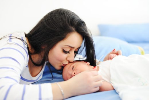 Eight Baby Care Tips for New Moms